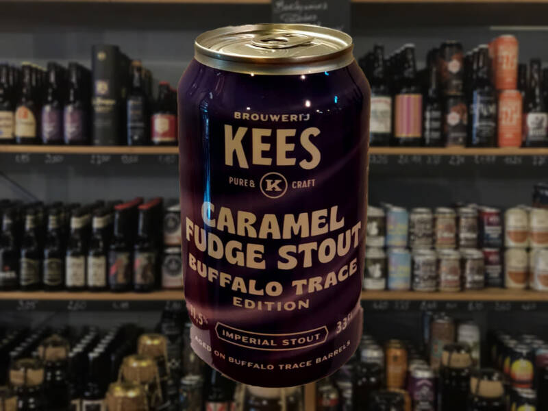 Caramel Fudge Stout Buffalo Trace Edition | Pastry Stout