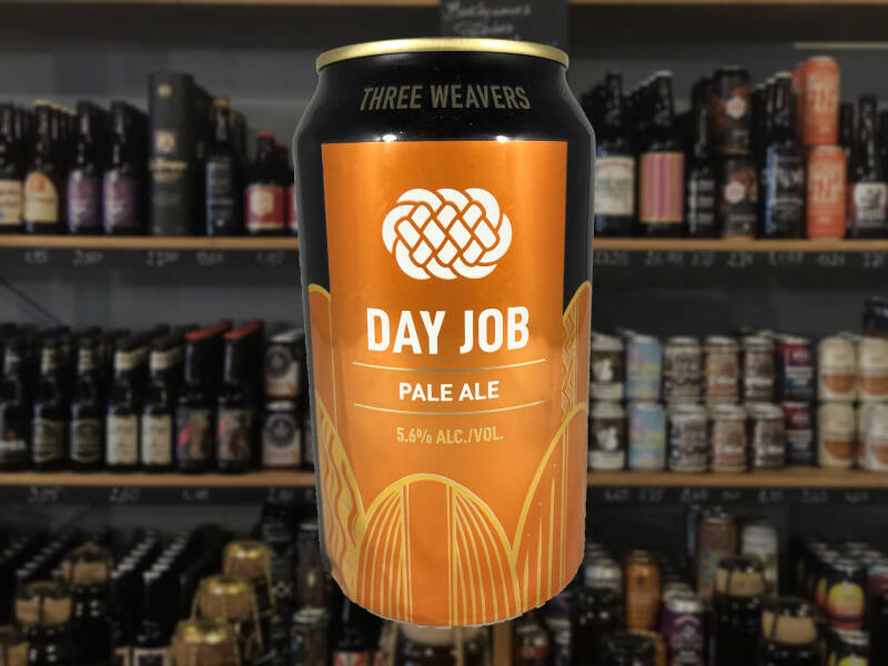 Three Weavers Day Job | Pale Ale