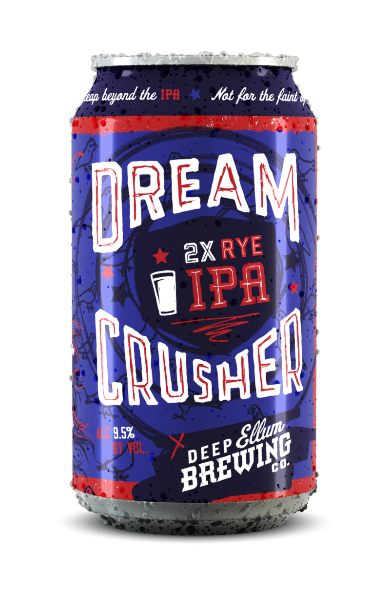 Dream Crusher | Deep Ellum Brew. co | IPA