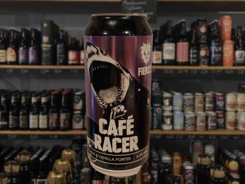 Fierce Café Racer Coffee & Vanilla Porter