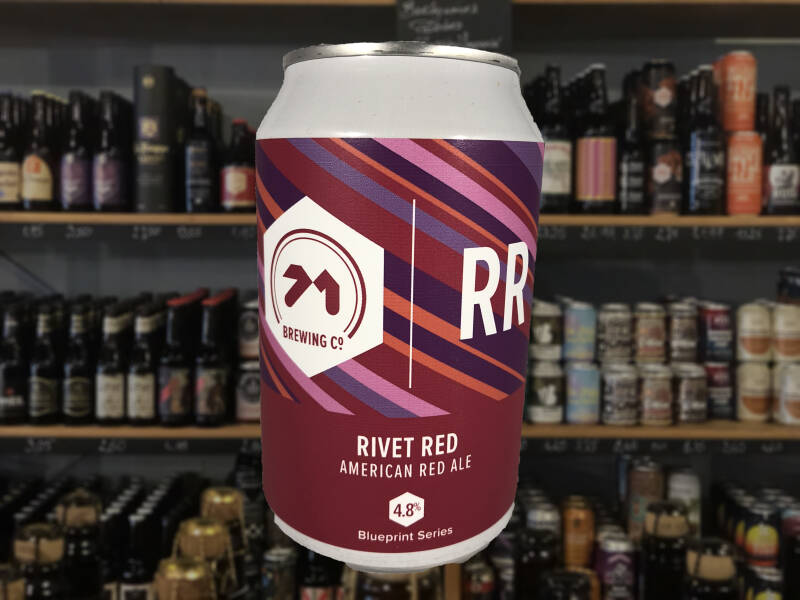 71 Brewery Rivet Red | Scotch Ale