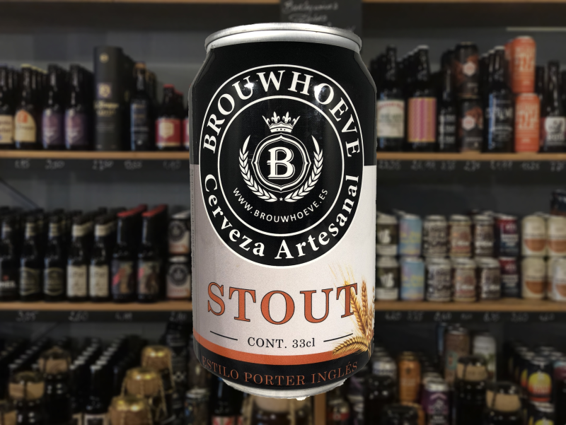 Brouwhoeve Stout