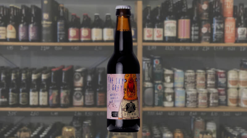 X-Brewing | The Sky is Grey | Stout