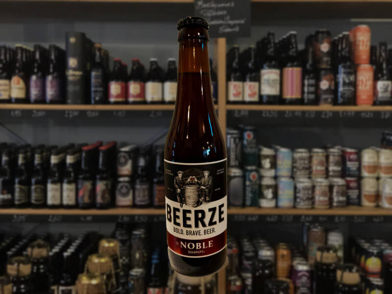 Beerze Noble | Quadrupel