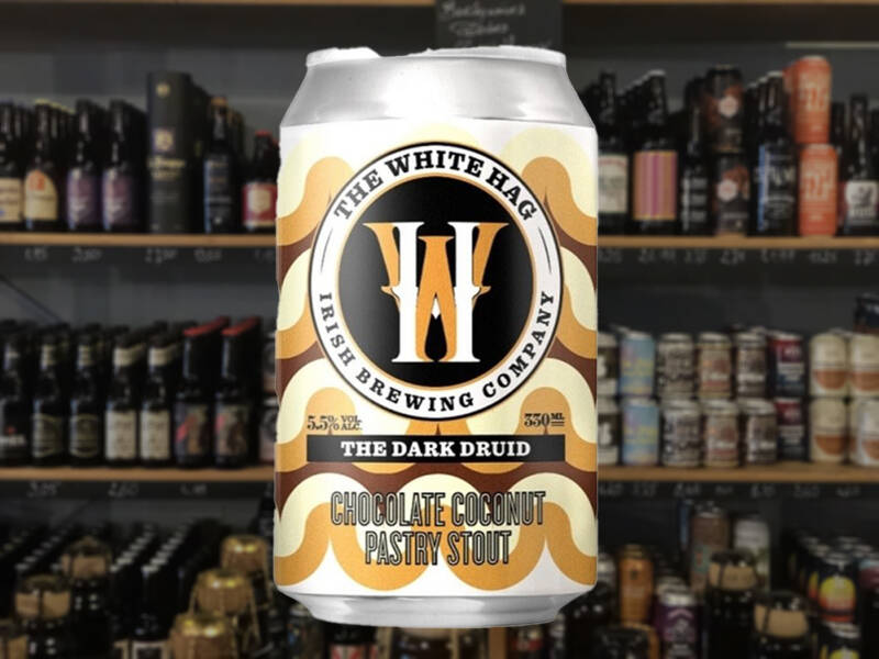 The White Hag, Dark Druid Chocolate Coconut | Stout