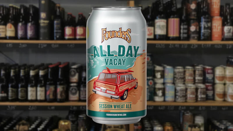 Founders | All Day Vacay | IPA