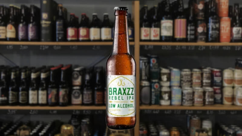Braxzz | Rebel IPA | alcoholarm