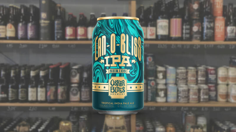 Oskar Blues | Can O Bliss Tropical | IPA