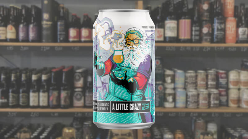 Revolution | A Little Crazy | Belgo Style Pale Ale