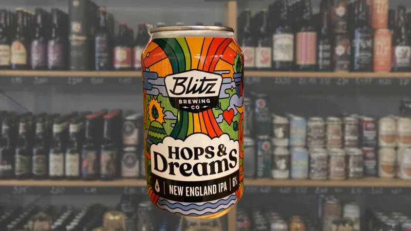 Blitz Brewing | Hops & Dreams | IPA