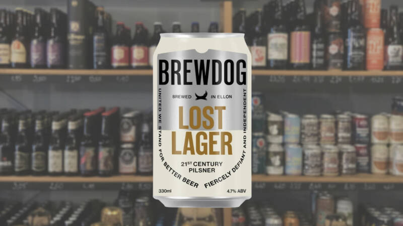 Brew Dog | Lost Lager