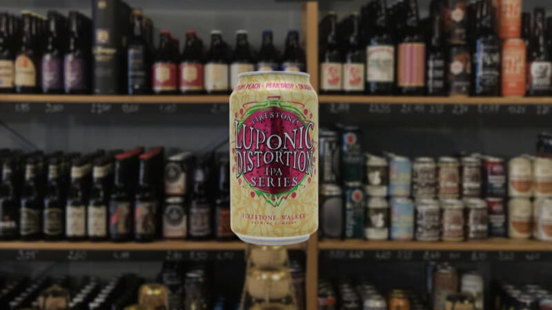 Firestone | Luponic Distortion | IPA no.17