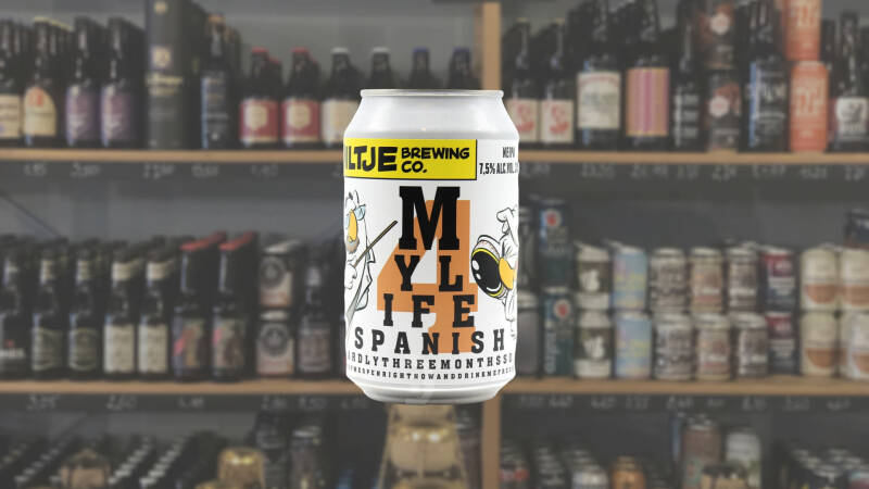 Uiltje | My Life Span Is New England | IPA