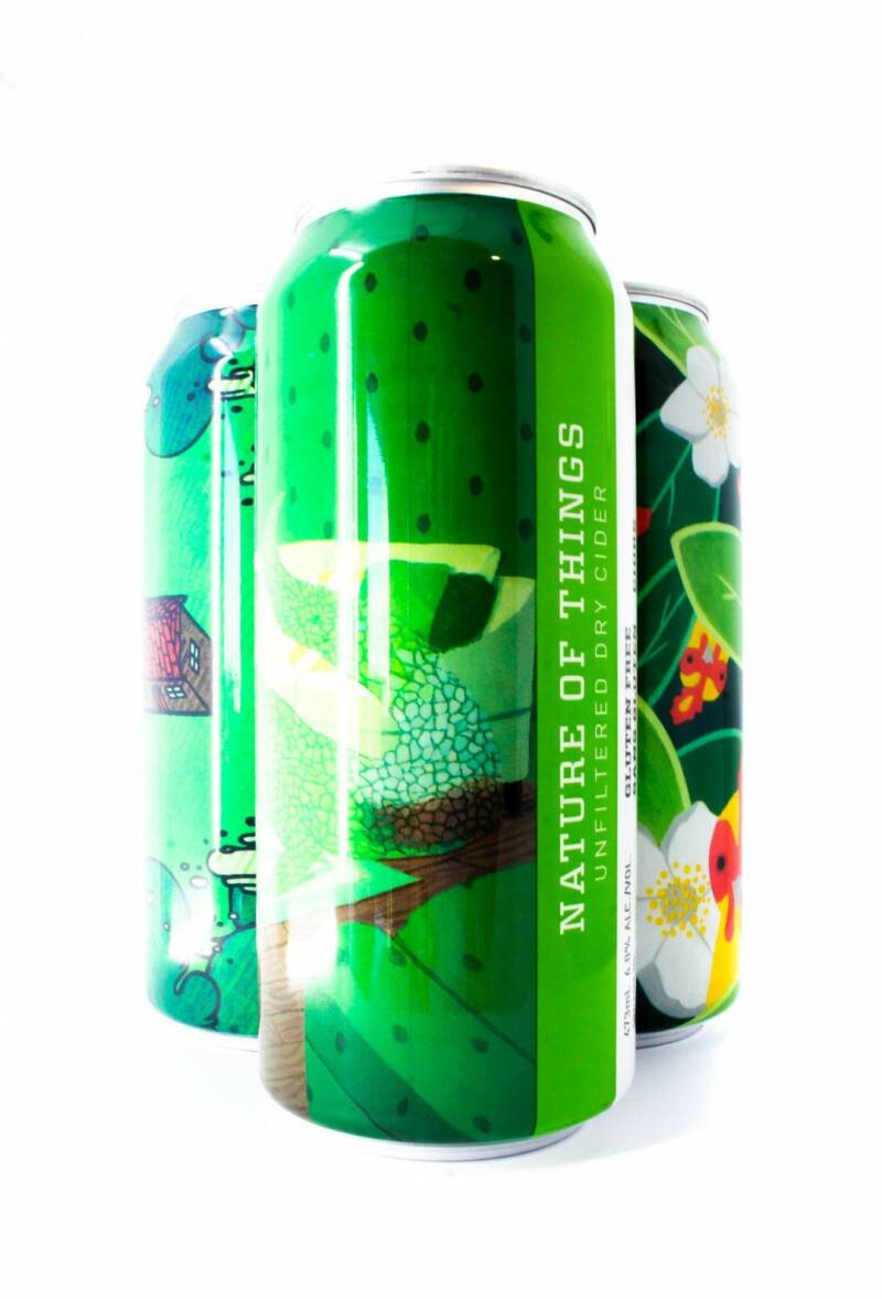 Collective Arts | Nature of things | Cider