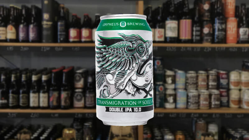 Orpheus Brewing | Transmigration of Souls | IPA