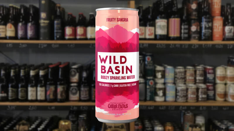 Oskar Blues | Wild Basin | Fruity Sangria