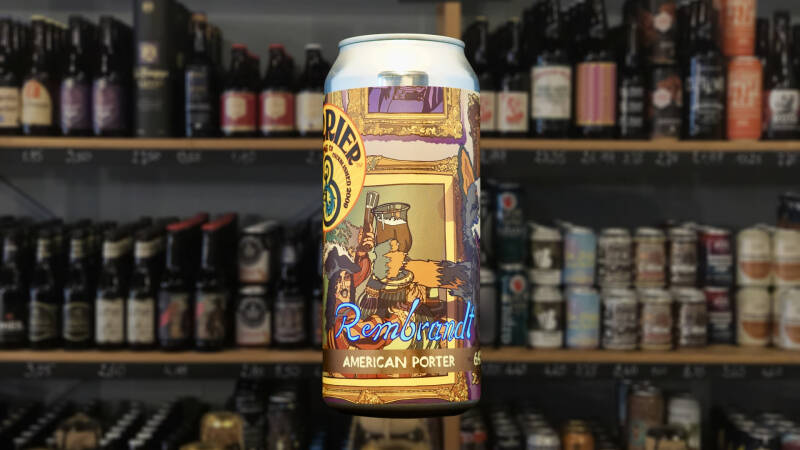 Barrier Brewing Company's Rembrandt | Porter
