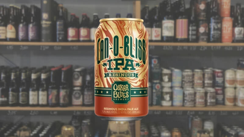 Oskar Blues | Can-O-Bliss Resinous | IPA