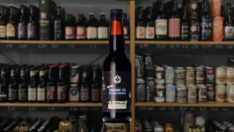 Berging Sailing '20 Russian Imperial Stout BA | Stout