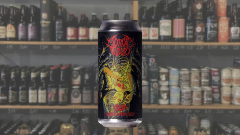 Adroit Theory   Brew Theory Coven (Ghost 861)   Stout