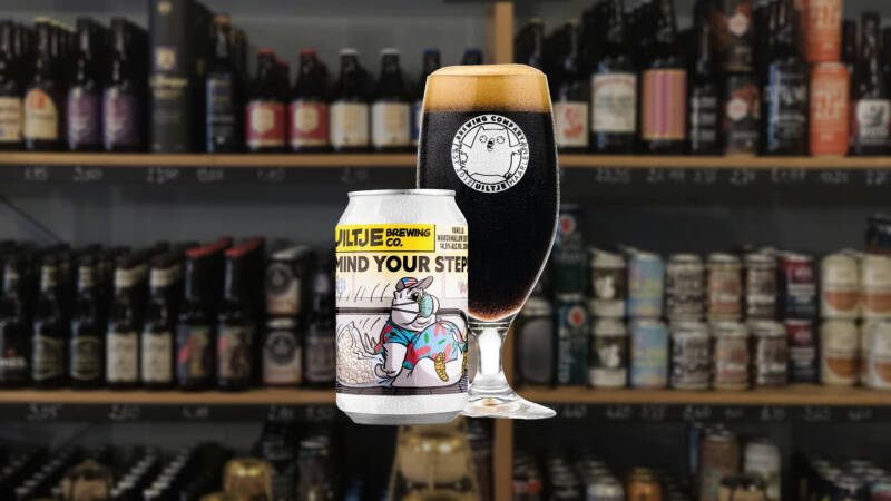 Uiltje | Mind Your Step Vanilla Marshmellow edition | IPA