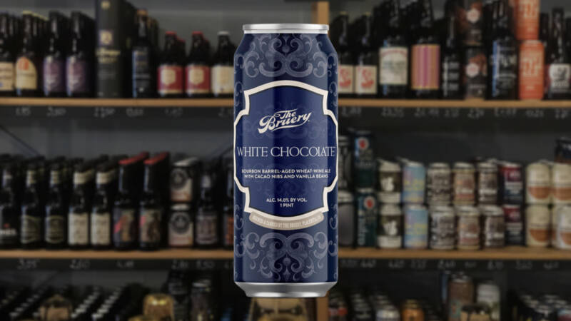 The Bruery | White Chocolate | Imperial Stout