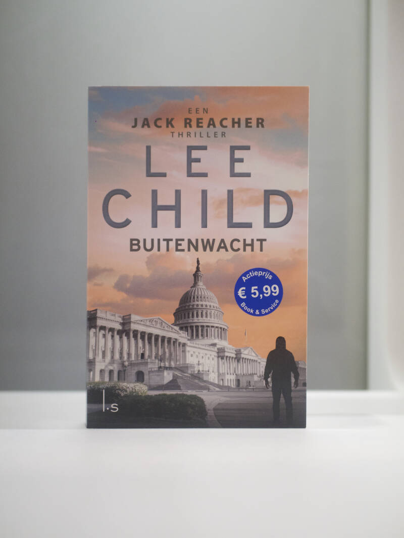 Lee Child - Buitenwacht
