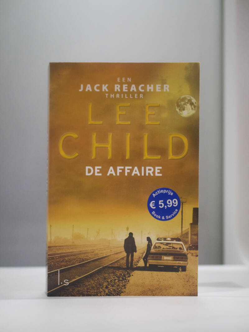 Lee Child - De affaire