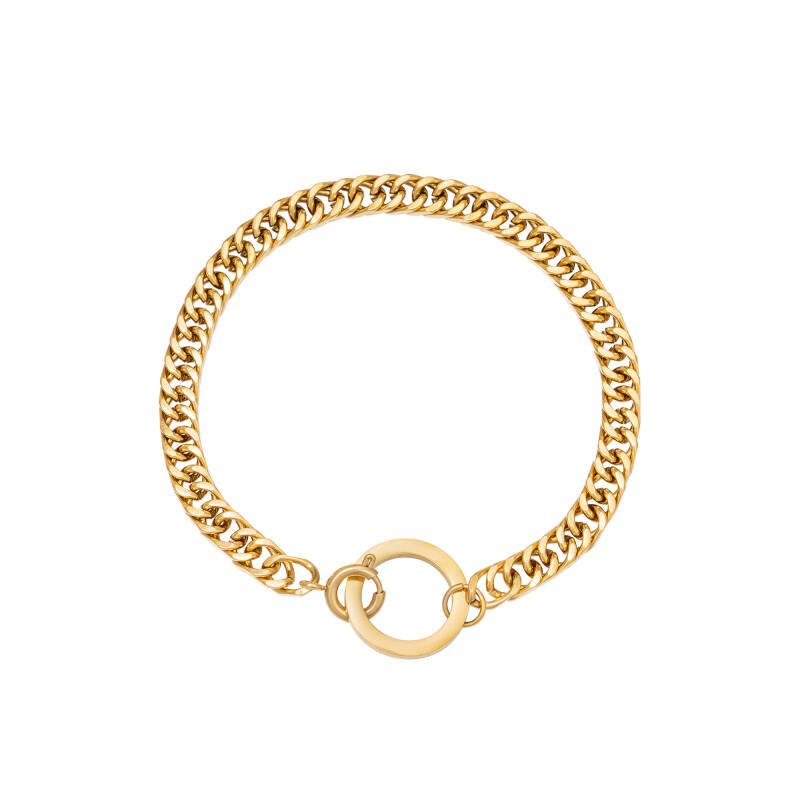 Armband Connect - goud