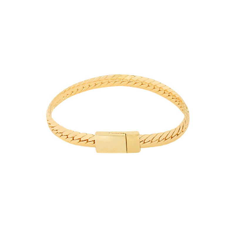 Armband Funky chick - goud