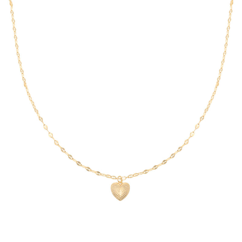 Ketting Endless love - goud