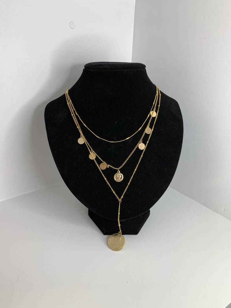 Ketting Coin & Layers