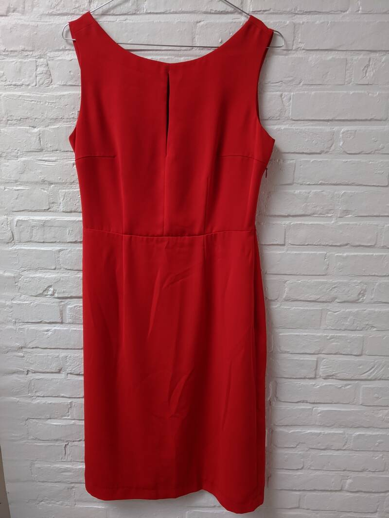 jurk RED JULIET artikel 877