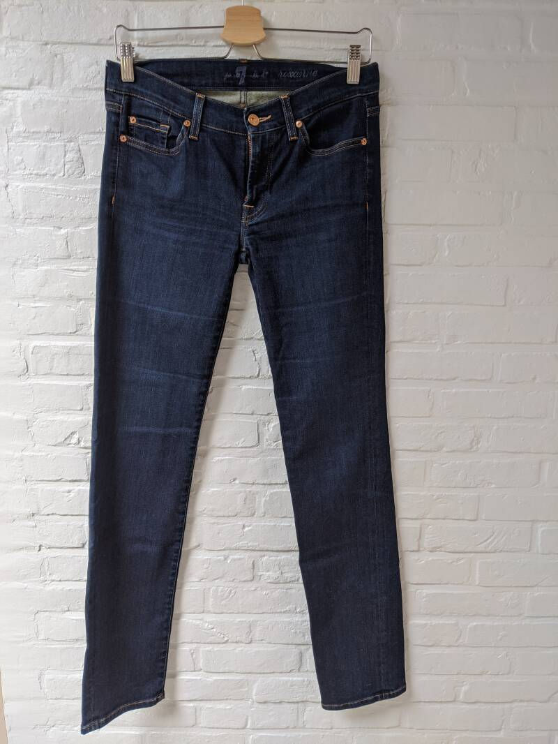jeans FOR ALL 7 MANKIND artikel 940/254