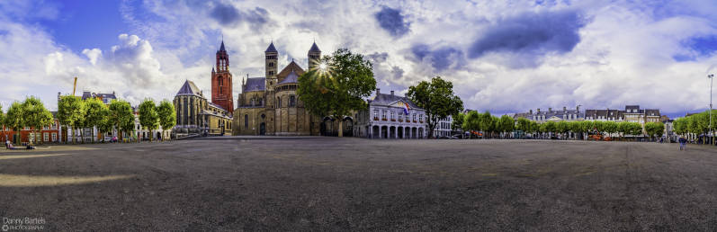 HDR Panorama Maastricht 2019