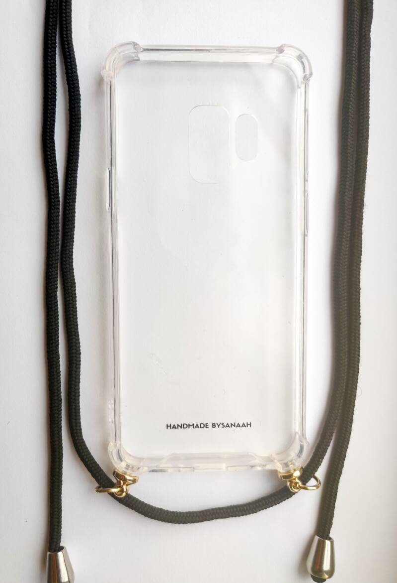 Phone necklace cord