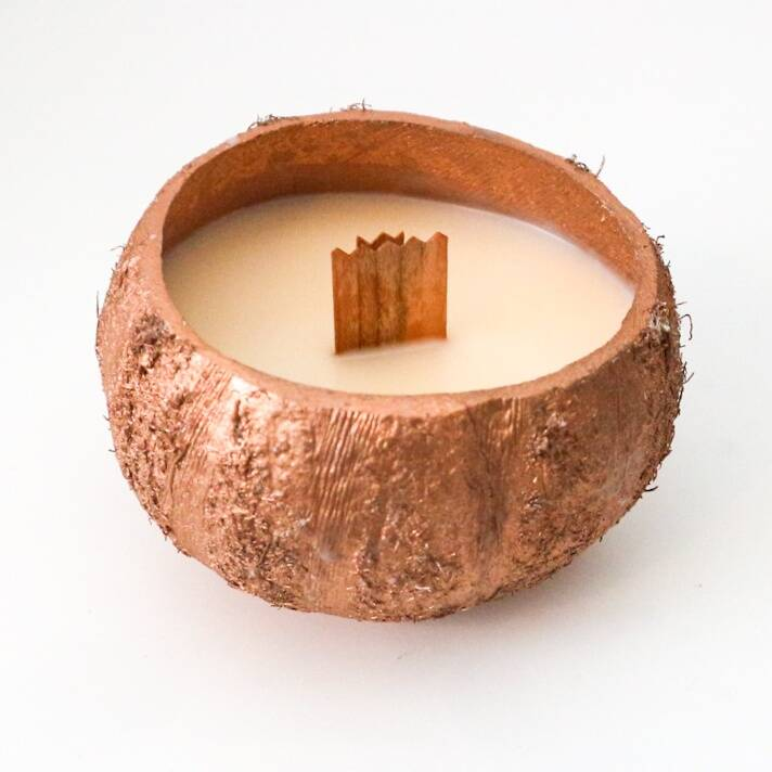 Limited Edition Coconut Candle