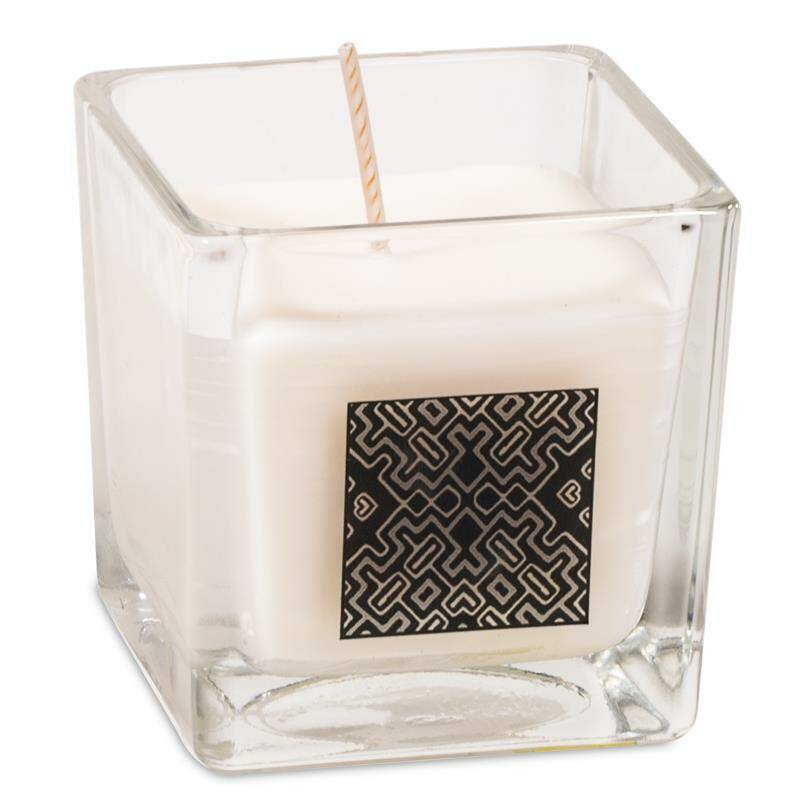 Rapeseed wax scented candle Palo Santo