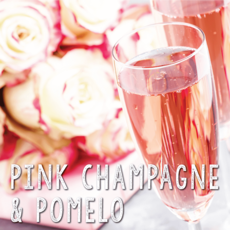 Pink Champagne & Pomelo