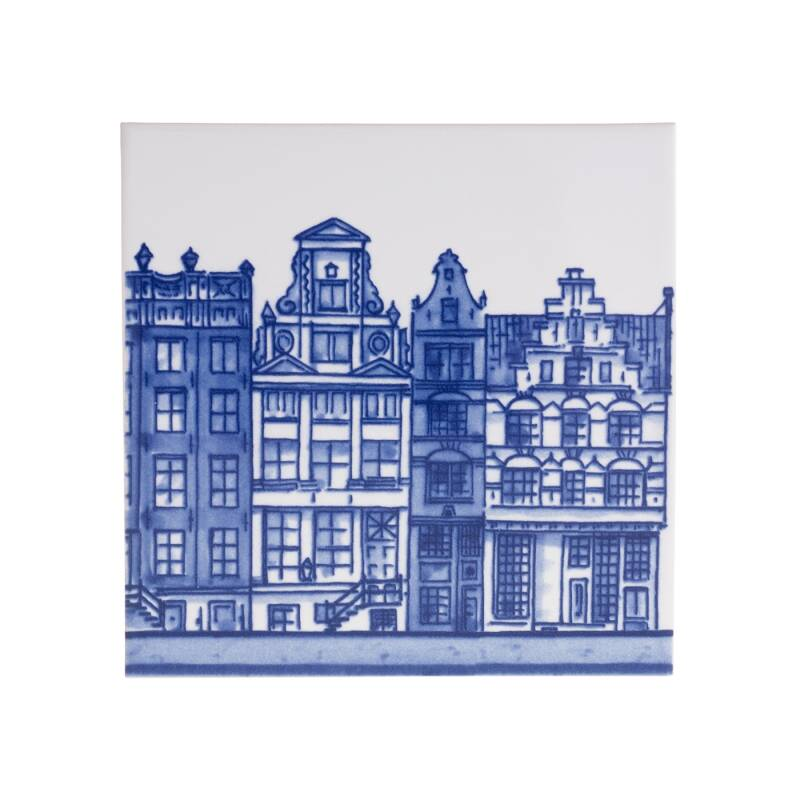 Delft blue tile 02