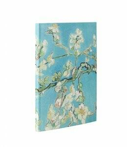 Van Gogh notebook Almond Blossom