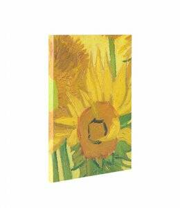 Van Gogh notebook Sunflower- 2 sizes