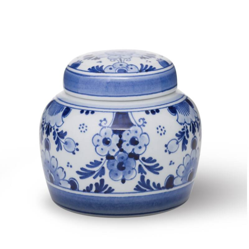Ginger jar- Royal Delft