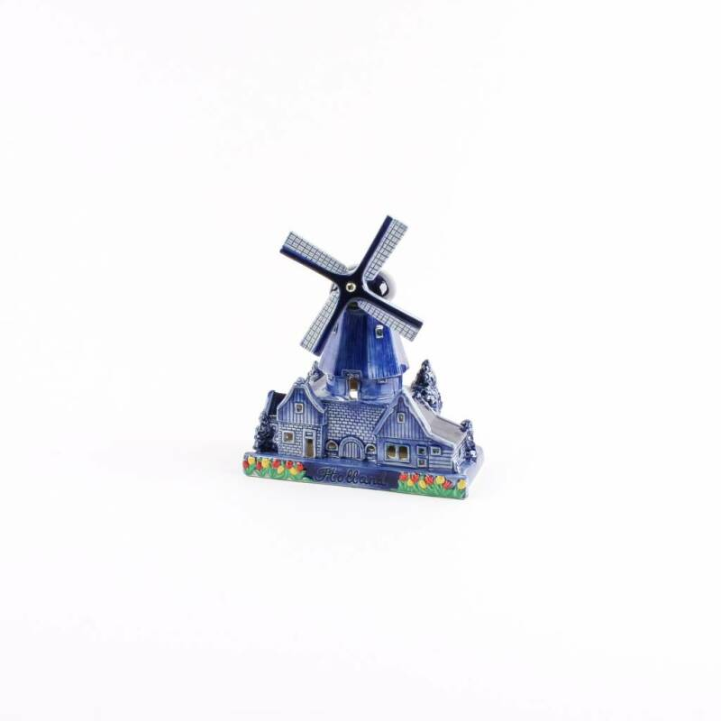 Windmill with candle light