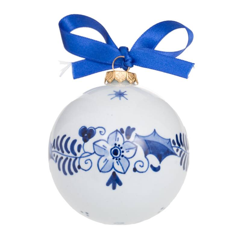 Christmas ball- Royal Delft