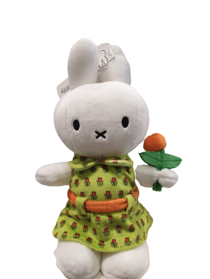 Miffy flowerdress - 2 sizes