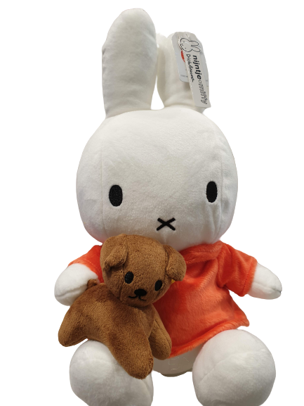 Miffy with Snuffie