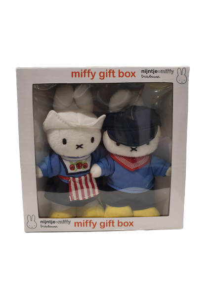 Miffy Farmer and Farmers wife set