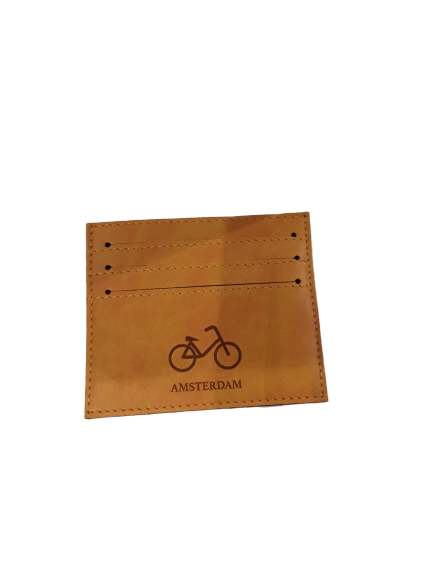 Eco leather cards holder
