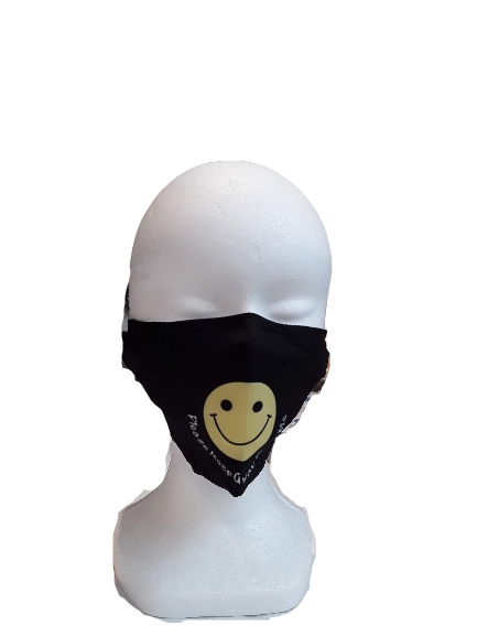 Mask Smiley